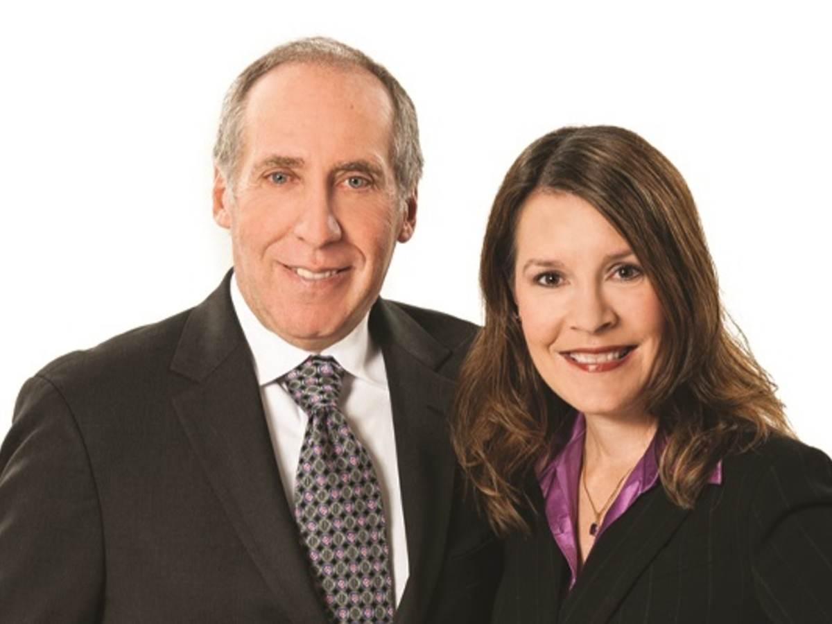 Photo of Dr. Jim Kirkpatrick, Senior Consultant, and Wendy Kayser Kirkpatrick, President, of Kirkpatrick Partners.