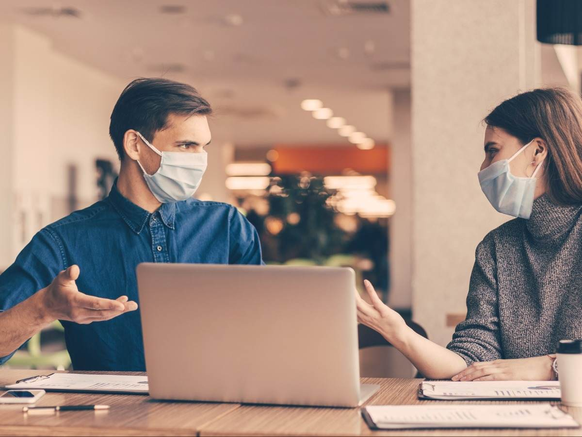 Working Safely with Masks