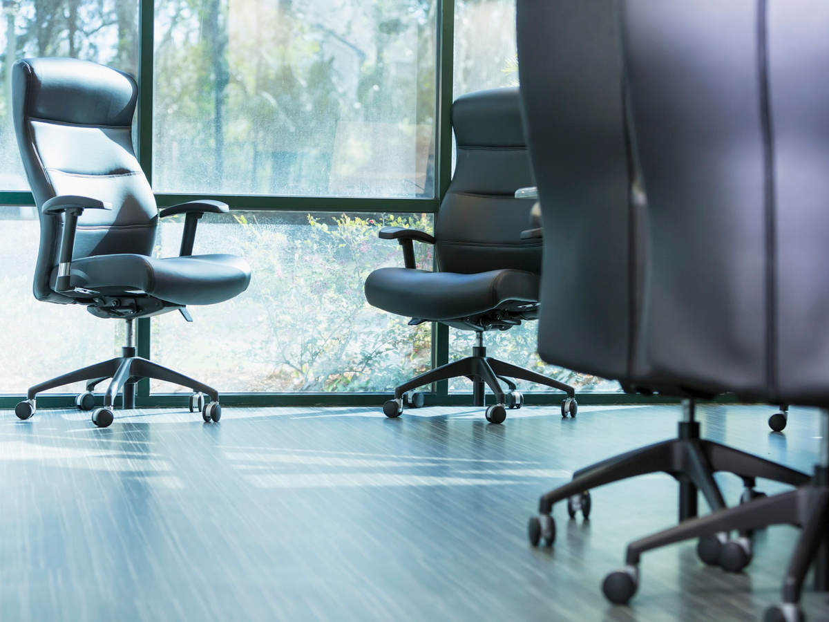 Photo of office chairs