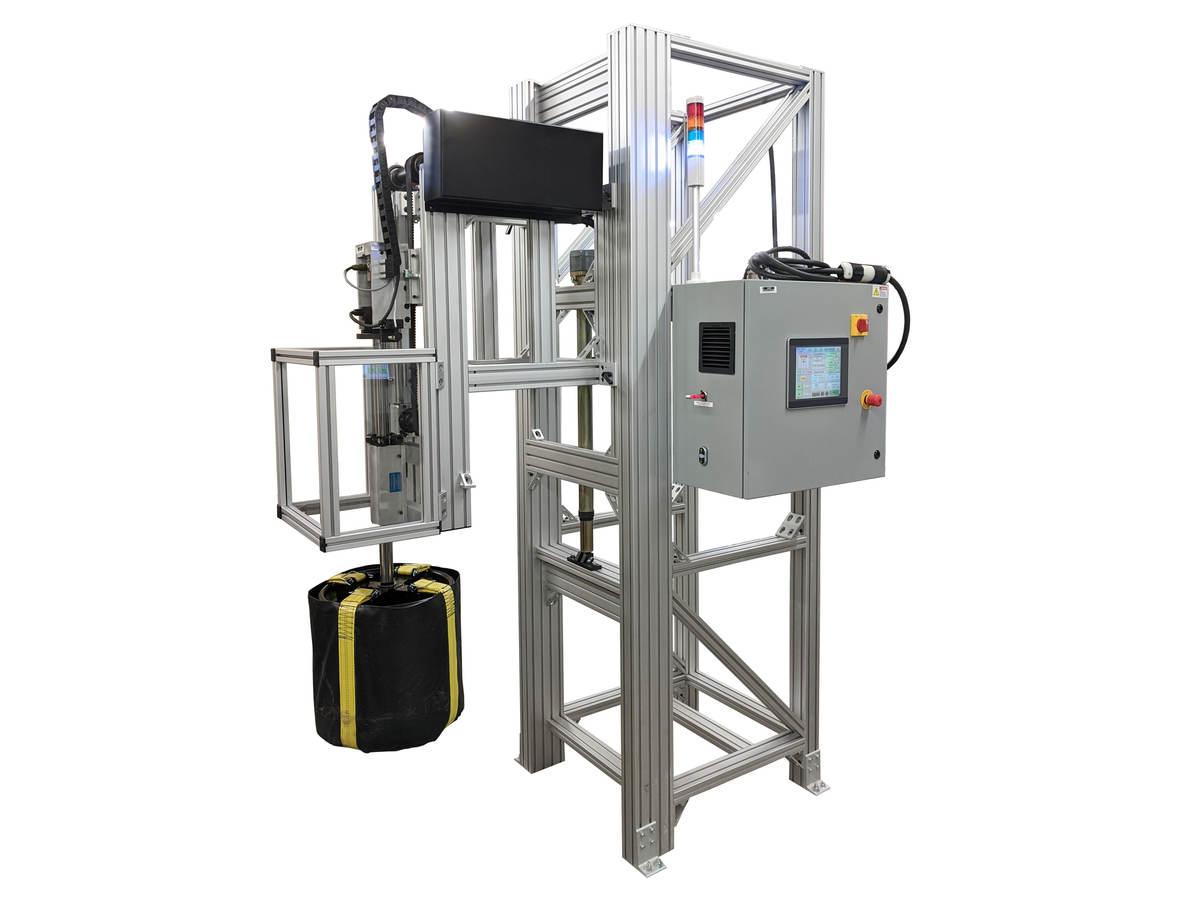 Seating Durability testing machine