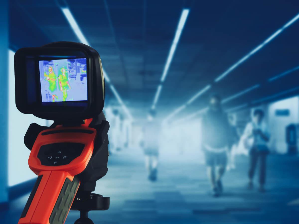 thermal image scanner
