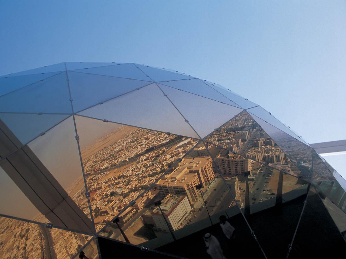 Image of a city in Saudi Arabia