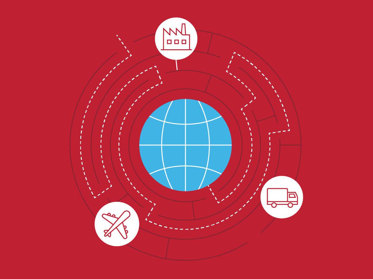 charting a path supply chain