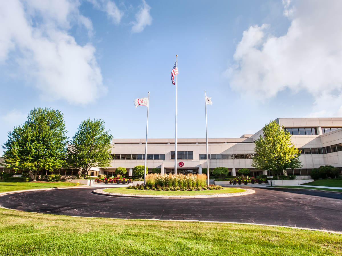Photo of UL headquarters in Northbrook, IL