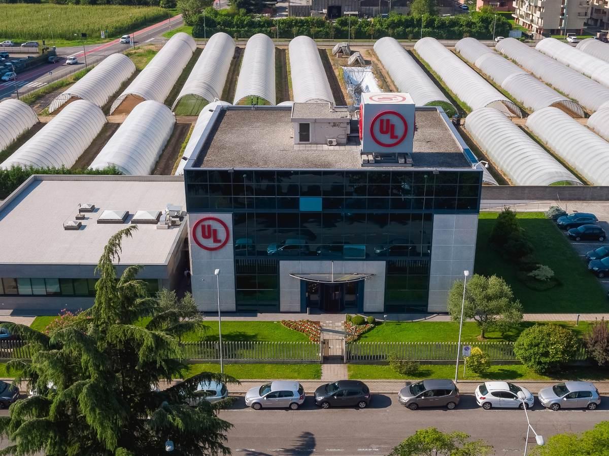 UL EMC Laboratory and testing facility