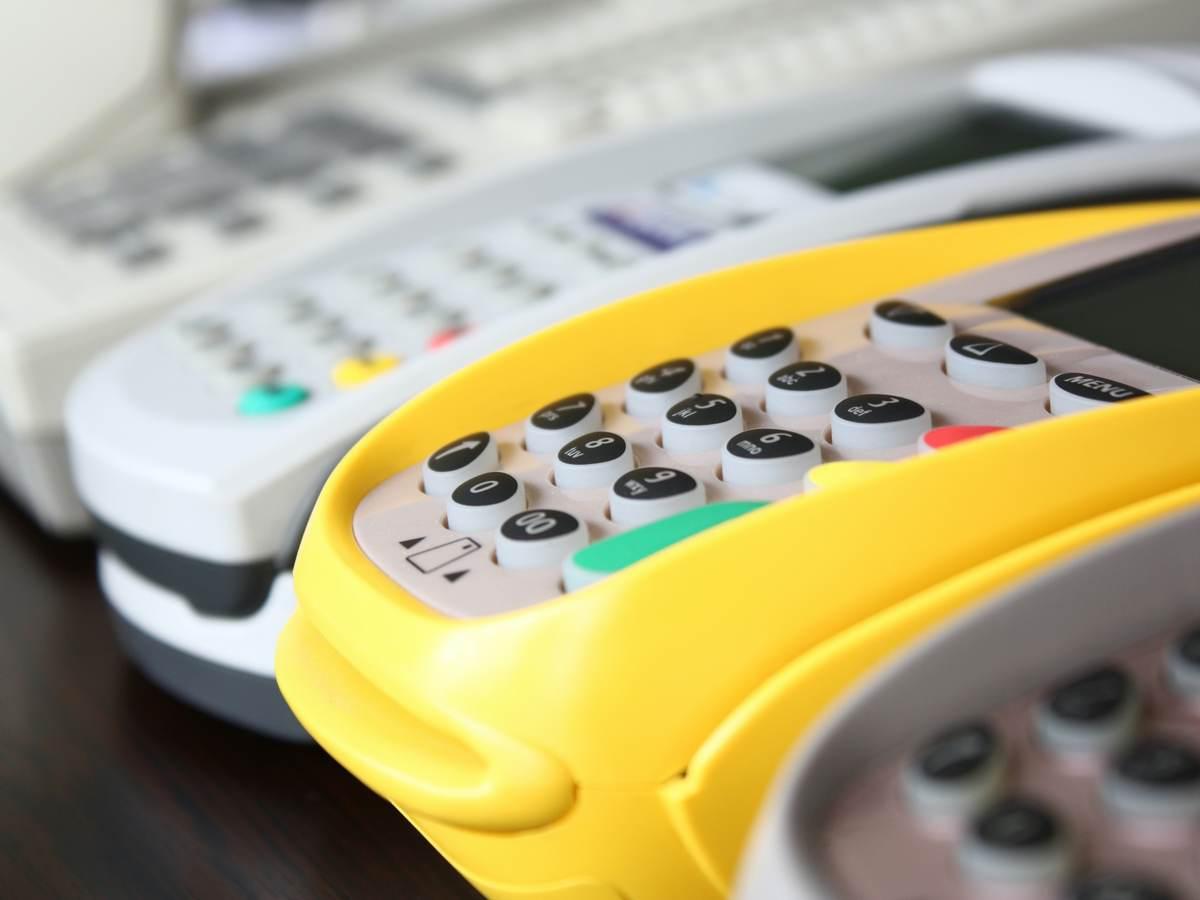 payment terminals
