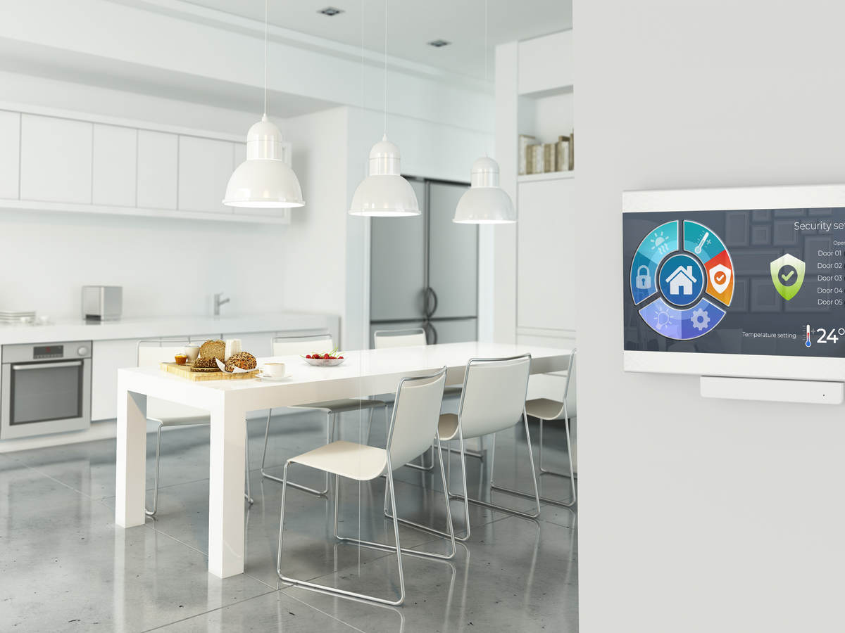 Home automation control station