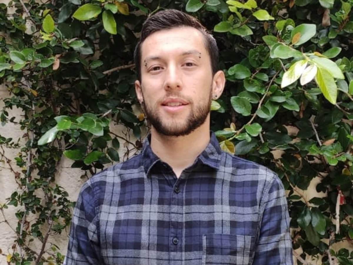 Headshot of Enrique Jimenez