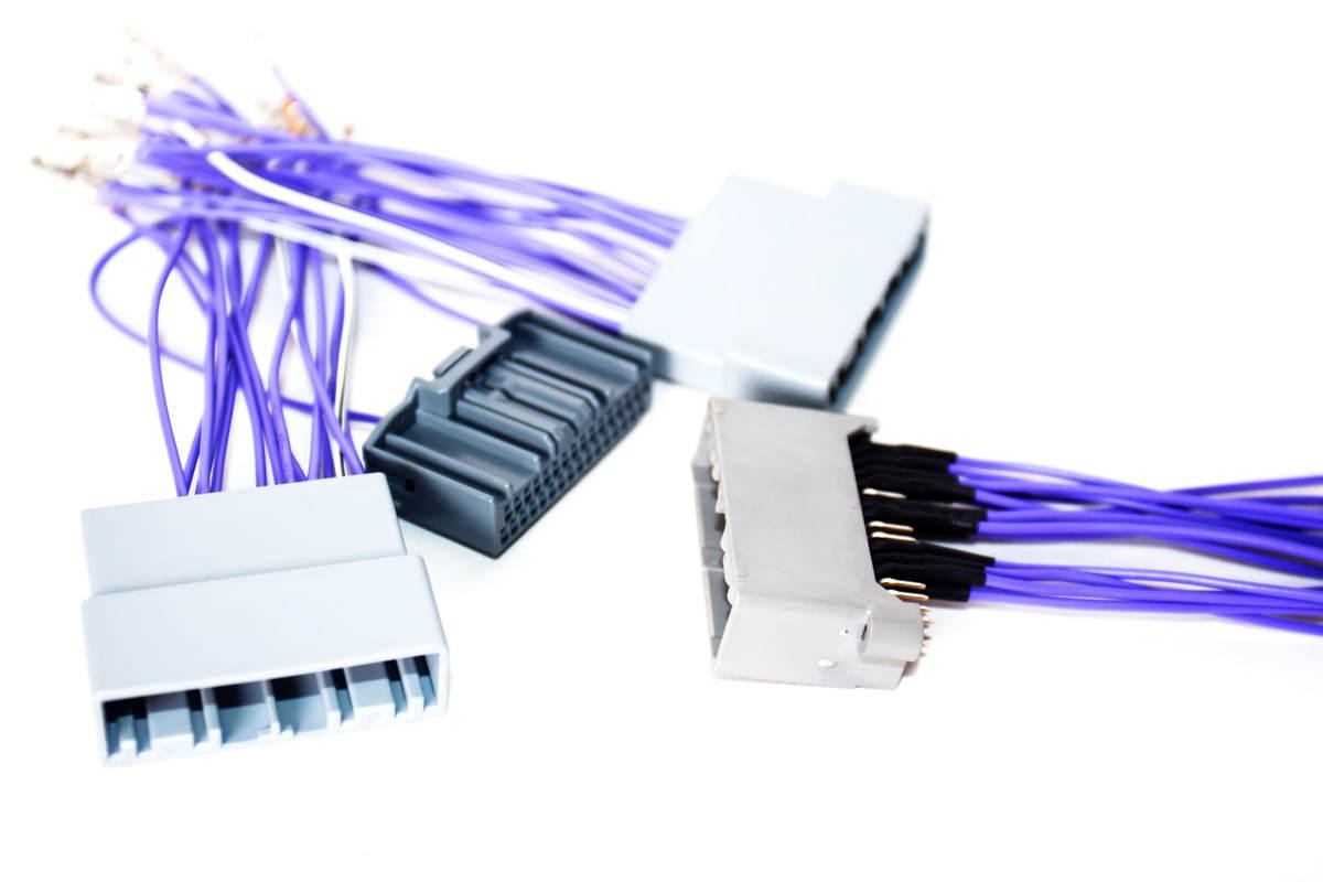 Component connectors