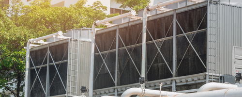 Industrial Air Conditioning HVAC